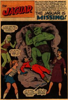 Extrait de Adventures of the Jaguar (Archie comics - 1961) -7- Issue # 7