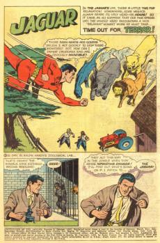 Extrait de Adventures of the Jaguar (Archie comics - 1961) -9- Issue # 9