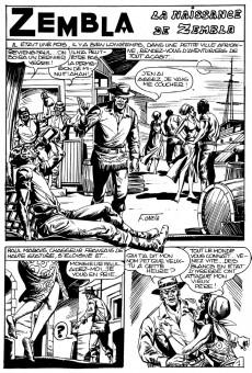 Extrait de Zembla (Hexagon Comics) -1- Tome 1