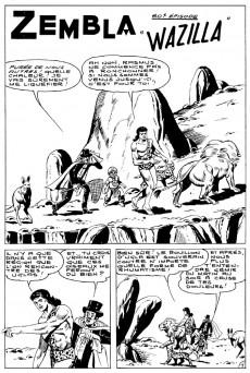 Extrait de Zembla (Hexagon Comics) -2- Tome 2