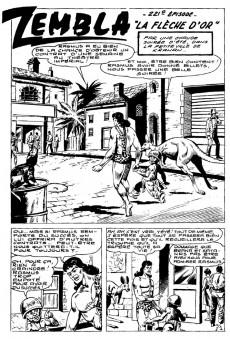 Extrait de Zembla (Hexagon Comics) -4- Tome 4