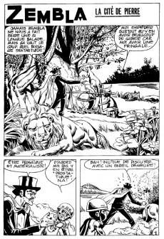 Extrait de Zembla (Hexagon Comics) -7- Tome 7