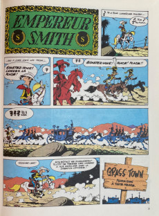 Extrait de Lucky Luke -45a1982- L'Empereur Smith