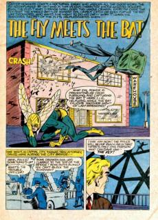 Extrait de Adventures of the Fly (Archie comics - 1960) -5- Issue # 5