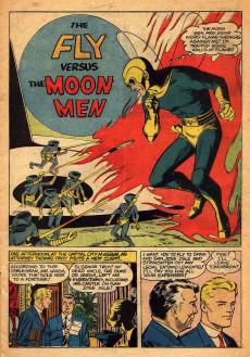 Extrait de Adventures of the Fly (Archie comics - 1960) -6- Issue # 6