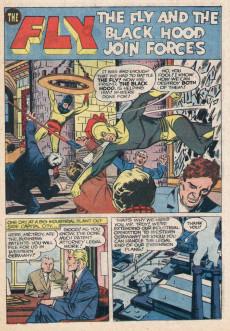 Extrait de Adventures of the Fly (Archie comics - 1960) -7- Issue # 7