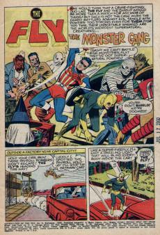 Extrait de Adventures of the Fly (Archie comics - 1960) -8- Issue # 8