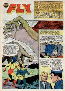 Extrait de Adventures of the Fly (Archie comics - 1960) -10- Issue # 10