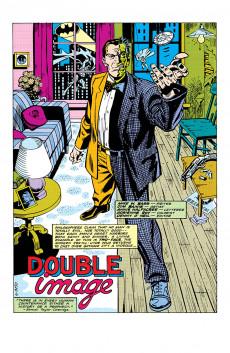 Extrait de Detective Comics (1937) -580- Double image