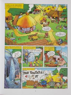 Extrait de Astérix (Hachette collections - La collection officielle) -2- La serpe d'or
