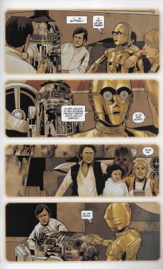 Extrait de Star Wars (Panini Comics - 2020) -6- Le piège