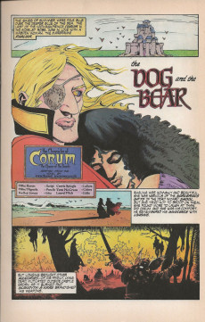 Extrait de Chronicles of Corum (The) (1987) -5- The Dog and the Bear