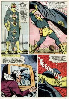 Extrait de Fly Man (Archie comics - 1965) -31- Issue # 31