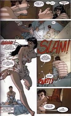 Extrait de Spider-Man (Marvel France 2e série - 2000) -126Col- L'étrangère aux cheveux roux