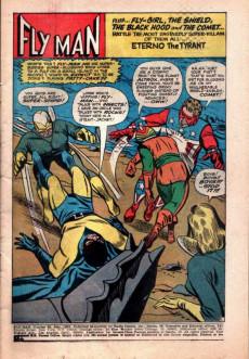 Extrait de Fly Man (Archie comics - 1965) -32- Eterno the Tyrant