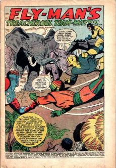 Extrait de Fly Man (Archie comics - 1965) -33- Issue # 33