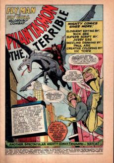 Extrait de Fly Man (Archie comics - 1965) -35- Issue # 35
