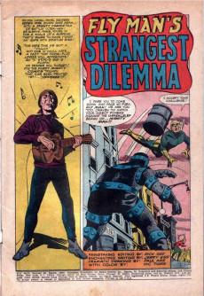 Extrait de Fly Man (Archie comics - 1965) -36- Fly-Man's Strangest Dilemma