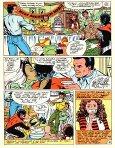 Extrait de X-Men (Les étranges) -1- Descente aux enfers
