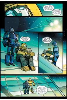 Extrait de Transformers -INT01- Volume 1