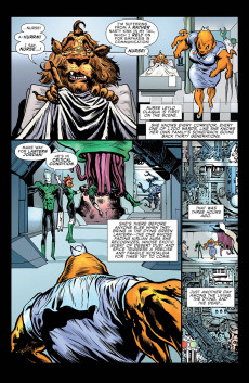 Extrait de Green Lantern - Season Two (The) (DC Comics - 2019) -6- Assault on Sector General
