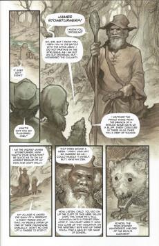 Extrait de Hillbilly (2016) -FCBD- Hillbilly : The Lizard of Rusty Creek Cave - Free Comic Book Day 2020