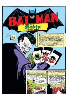 Extrait de The joker: 80 Years of the Clown Prince of Crime - 80 years of the clown prince of crime the deluxe edition