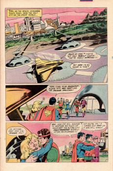 Extrait de Krypton chronicles (Superman presents the) (1981) -1- The search for Superman's roots!