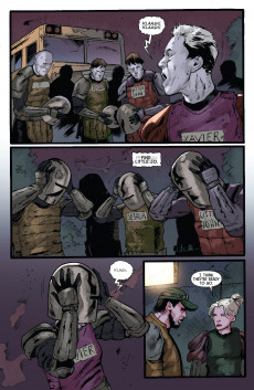 Extrait de George Romero's Empire of the Dead: Act Three (Marvel Comics - 2015) -5- Issue # 5