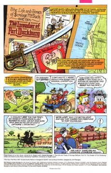 Extrait de Uncle $crooge (5) (Gladstone - 1993) -294- Issue # 294