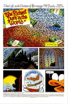 Extrait de Uncle $crooge (5) (Gladstone - 1993) -296- Issue # 296