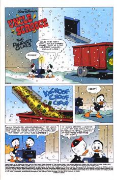 Extrait de Uncle $crooge (5) (Gladstone - 1993) -298- The Pauper's Glass