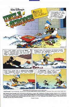 Extrait de Uncle $crooge (5) (Gladstone - 1993) -299- Issue # 299