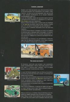 Extrait de (AUT) Hergé -35- Tintin - Hergé - Les Autos