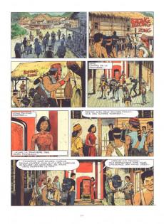Extrait de Bob Morane 10 (Intégrale Le Lombard) -15- Intégrale 15