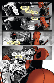 Extrait de Night of the living Deadpool (Marvel comics - 2014) -1- Issue # 1
