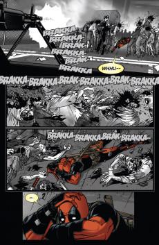 Extrait de Night of the living Deadpool (Marvel comics - 2014) -1VC- Issue # 1