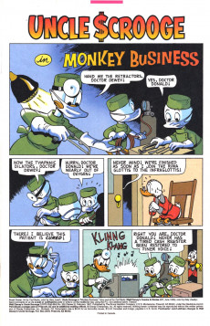 Extrait de Uncle $crooge (5) (Gladstone - 1993) -302- Issue # 302