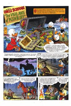 Extrait de Uncle $crooge (5) (Gladstone - 1993) -306- The Vigilante of Pizen Bluff