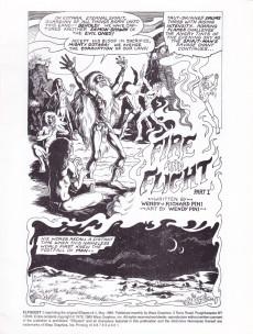 Extrait de ElfQuest (1978) -1a1989- Fire and Flight, part I