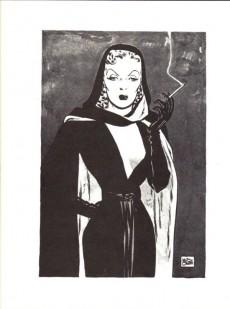 Extrait de (AUT) Caniff - La bande dessinée selon Milton Caniff