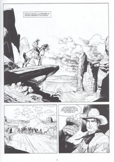 Extrait de Tex (La jeunesse de) -3- Le magnifique hors-la-loi