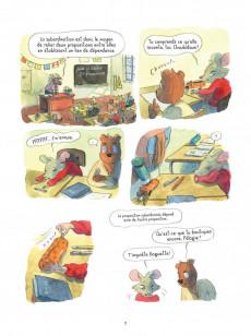 Extrait de Le temps des Mitaines -3- La nuit des croque-souris