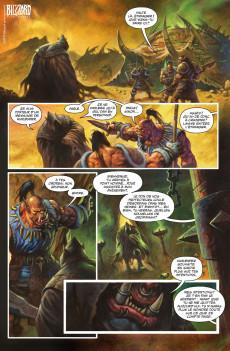 Extrait de World of Warcraft - Chroniques de Guerre