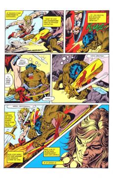 Extrait de Conan - La Guerre du Serpent - La Guerre du Serpent