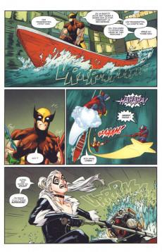 Extrait de Black Cat (100% Marvel) -2- Marions-nous !