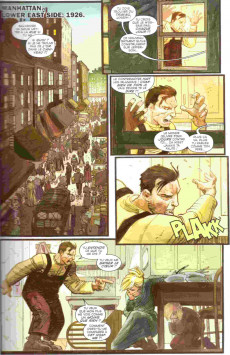 Extrait de Captain America (Marvel Now!) -INT01- Captain America - Perdu dans la Dimension Z