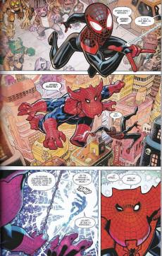 Extrait de Spider-Verse - Spider-Zero