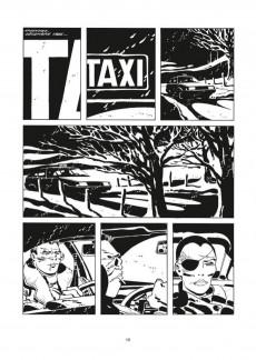 Extrait de Comès -2- Les romans noir et blanc 1987-2006
