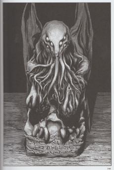 Extrait de Les chefs-d'œuvre de Lovecraft -5- L'appel de Cthulhu